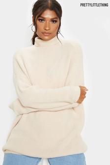 PrettyLittleThing Oversized Knitted Jumper