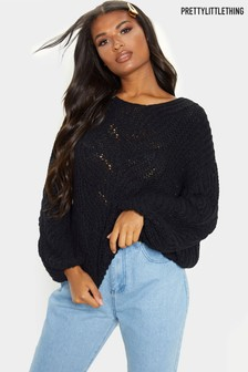 PrettyLittleThing Knitted Jumper