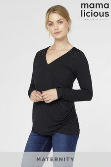 Mamalicious Maternity Nursing Top