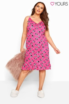 Yours Curve Minnie Mouse Chemise