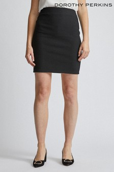 Dorothy Perkins Tall Textured Mini Skirt