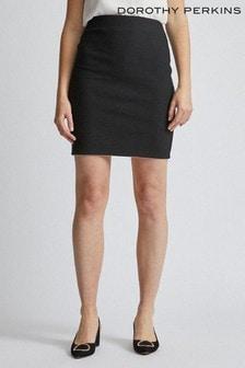 Dorothy Perkins Tall Textured Mini Skirt