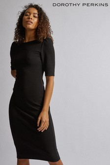 Dorothy Perkins Tall Textured Jersey Dress