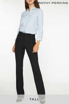 Dorothy Perkins Tall Bootcut Trousers