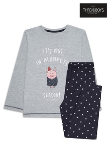 Threadboys Pigs In Blanket PJ Set