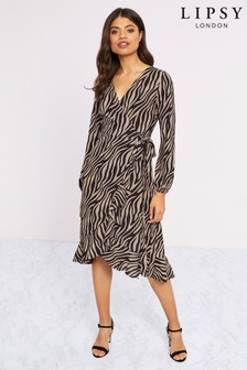 Lipsy Wrap Dress