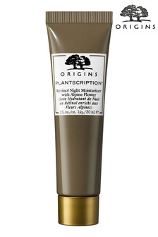 Origins Plantscription Retinol Night Moisturiser With Alpine Flower 30ml