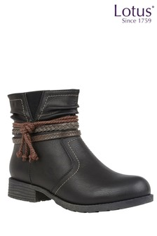Lotus Francina Ankle Boot