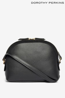 Dorothy Perkins Half Moon Crossbody Bag