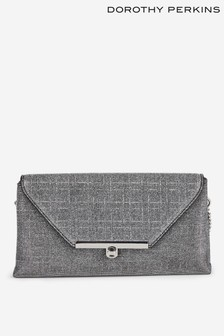 Dorothy Perkins Twistlock Clutch