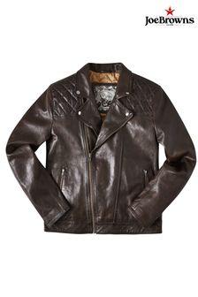Joe Browns Leather Jacket