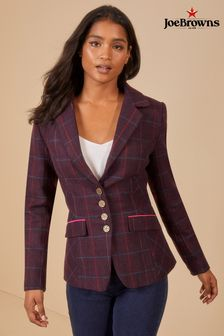 Joe Browns Check Jacket