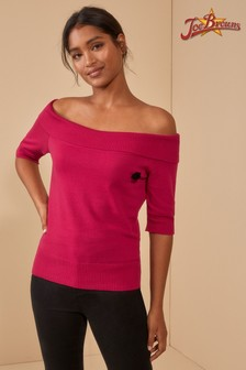 Joe Browns Crop Knit Jumper