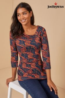Joe Browns Fiery Print Top