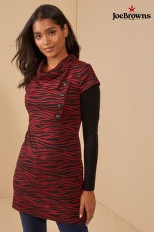Joe Browns Zebra Print Tunic