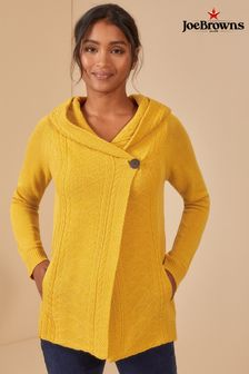 Joe Browns Cosy Hooded Knit