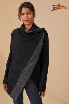 Joe Browns Two Tone Wrap Knit
