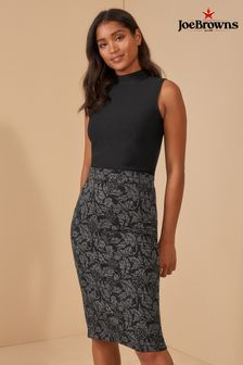 Joe Browns Jacquard Pencil Skirt