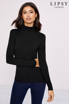 Lipsy Rollneck Jersey Top