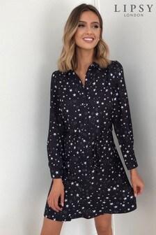 Lipsy Shirt Dress