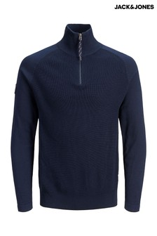 Jack & Jones Zip Up Jumper