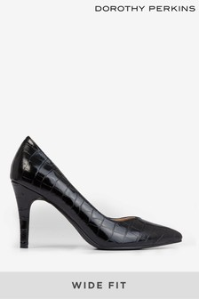 Dorothy Perkins Wide Fit Drake Court Shoe