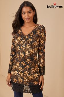 Joe Browns Glistening Leaves Tunic