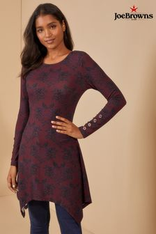 Joe Browns Printed Lace Tunic