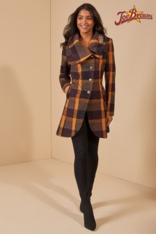 Joe Browns Asymmetric Collar Coat