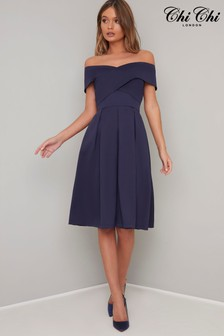 Chi Chi London Bardot Dress
