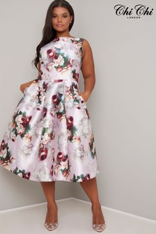 Chi Chi London Curve Ariyah Dress