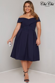 Chi Chi London Curve Bay Dress