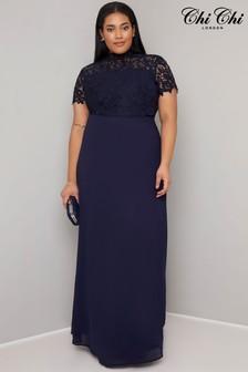 Chi Chi London Curve Charissa Dress