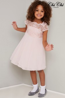 Chi Chi London Girls Islia Dress