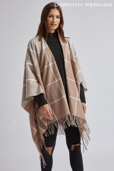 Dorothy Perkins Fringed Cape