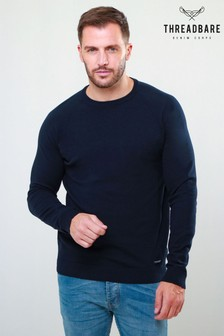 Threadbare Crew Neck Knit Jumper