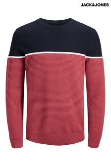 Jack & Jones Colourblock Jumper