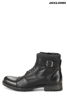 Jack & Jones Leather Boots