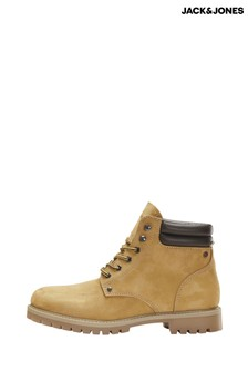 Jack & Jones Workwear Suede Boots
