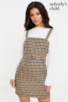 Nobody's Child Pinny Dress