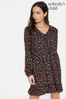 Nobody's Child Marcia Smock Dress