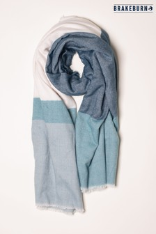 Brakeburn Colour Block Blanket Scarf