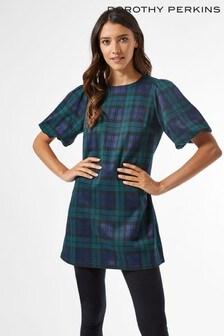 Dorothy Perkins Puff Sleeve Tunic Top