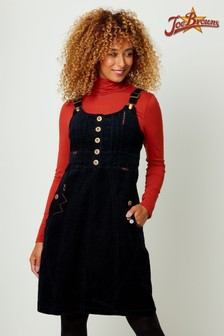 Joe Browns Unique Cord Pinafore Dress