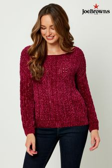 Joe Browns Cosy Chenille Jumper