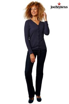 Joe Browns Criss Cross Casual Basic Top