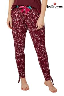 Joe Browns Floral Leopard Loungewear Pants