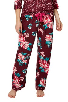 Joe Browns Floral Leopard Wide Leg Trousers