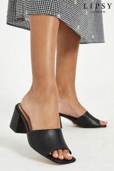 Lipsy Block Heel Mule Sandal