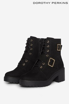 Dorothy Perkins Marley Cleated Ankle Boot